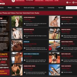 Voyeurweb - Best Amateur XXX Sites