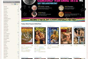 The Classic Porn - Best Vintage XXX Sites
